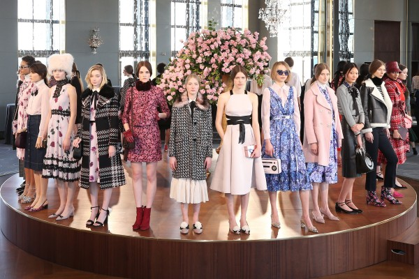 Kate Spade RTW Fall 2016 Presentation