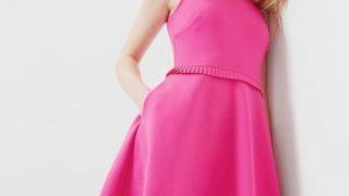 テッドベーカーのピンクドレスが可愛い♡おすすめワンピース8選
